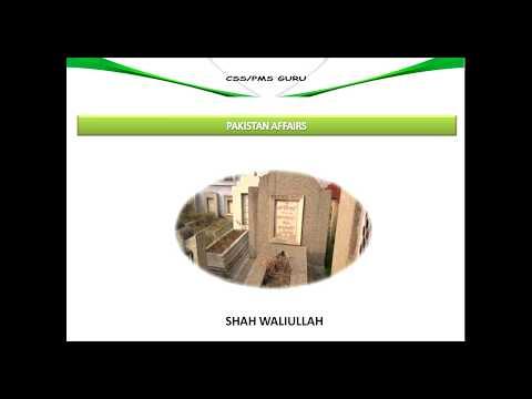 7 - SHAH WALI ULLAH