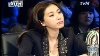 Korea's Got Talent tvN 코리아 갓 탤런트 Ep 1 Sung bong Choi!!繁體中文