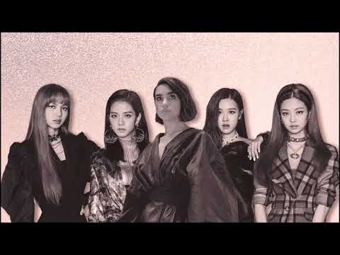[1 HOUR LOOP] Kiss And Make Up - DUA LIPA AND BLACKPINK