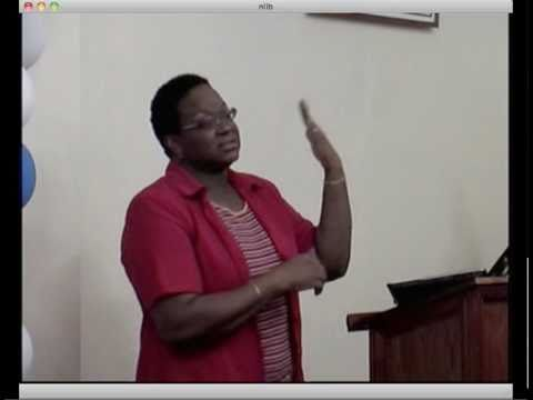National Library Discussions, Georgetown, Guyana 11/26/2010_Part 1
