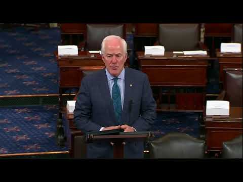 Cornyn Remembers September 11th Terror Attacks, Urges Passage of Defense Bill