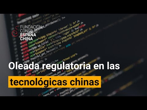 La oleada regulatoria del Big Tech en China con Raquel Jorge, del Real Instituto Elcano