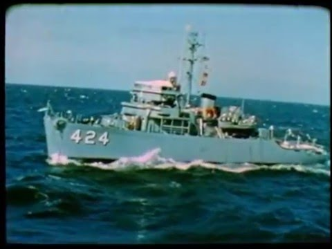 Sea Mine Warfare (1968)