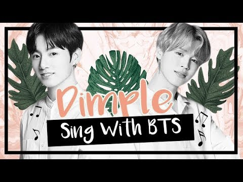 [Karaoke] BTS- Dimple / Illegal (Sing With BTS)