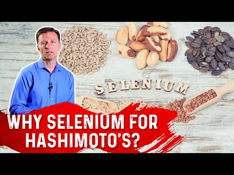 Why SELENIUM for Hashimoto's (Autoimmune Hypothyroid)?