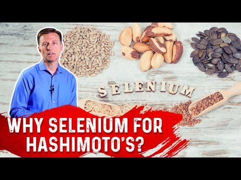 Why SELENIUM for Hashimoto's (Autoimmune Hypothyroid)?