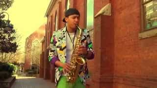 Mark Ronson ft. Bruno Mars - Uptown Funk (SAX VERSION by charlez360)