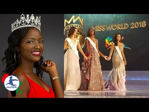 Ugandan Beauty Crowned 2018 Miss World Africa