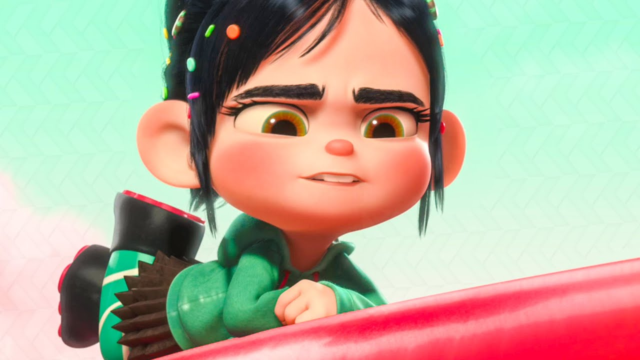 WRECK-IT RALPH All Movie Clips (2012) - YouTube
