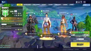 Fortnite Stream / Solo gameplay ! please subscribe / give away at 100 subs !