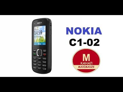обзор Nokia C1 02 и C1 01 Youtube