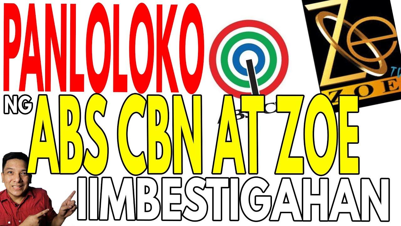 ABS CBN AT ZOE TV PINAPAIMBESTIGAHAN NI CONG JOSEPH STEPHEN PADUANO | NANDAYA SA PRANKISA BA ULI?