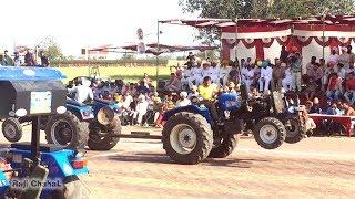 Sonalika vs Sonalika 60 Tractor Tochan