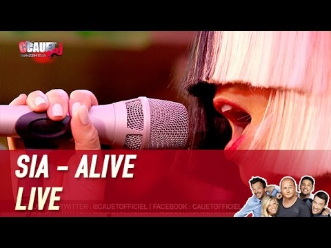 Sia chandelier live ccauet sur nrj sia video fanpop ccauet aloadofball Image collections