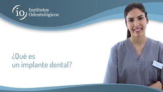 Gambar cover ¿Qué es un implante dental?