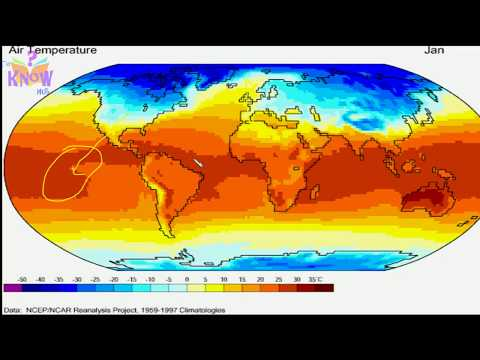 Physical Geography - Atmosphere & Weather - Part 1  - What happens to Solar Radiation, Earth Albedo