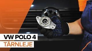 Montering af Ophængning manuel gearkasse VW EOS (1F7, 1F8): gratis video