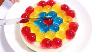 Jewel Orbeez JELL-O Cake ジュエル オービーズケーキ thumbnail