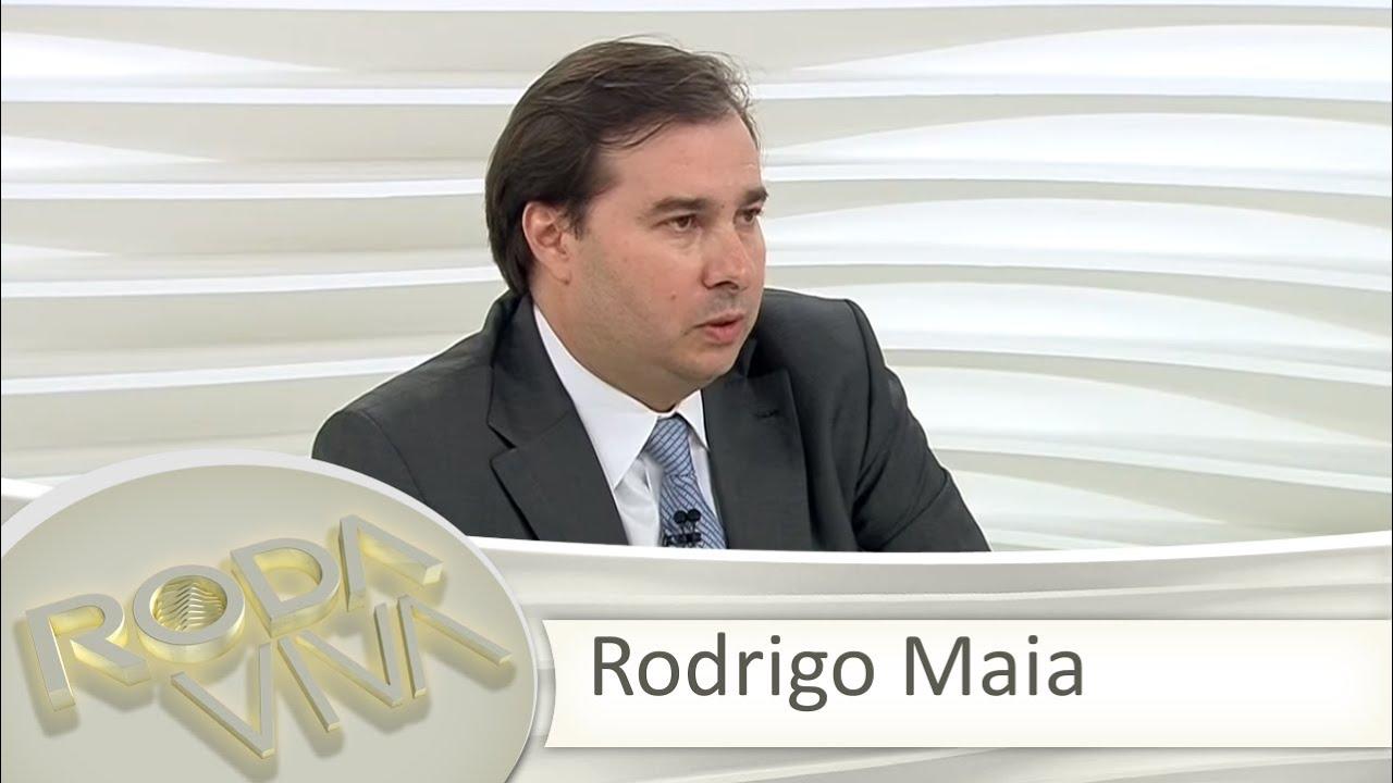 Roda Viva | Rodrigo Maia | 18/07/2016 - YouTube