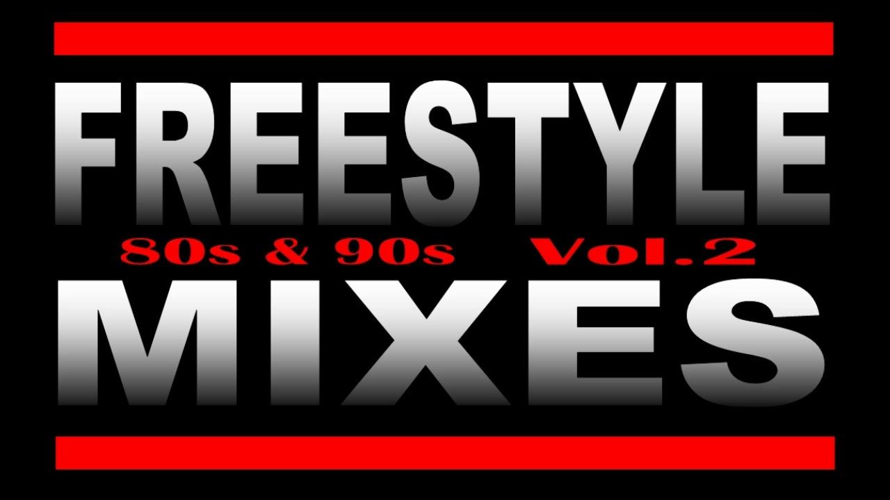 80s & 90s Freestyle Mixes Vol2 - (DJ Paul S) - YouTube