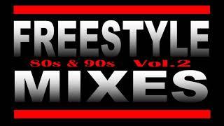 80s & 90s Freestyle Mixes Vol2 - (DJ Paul S)