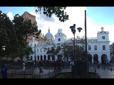 Cuenca and the Andes Mountains of Ecuador