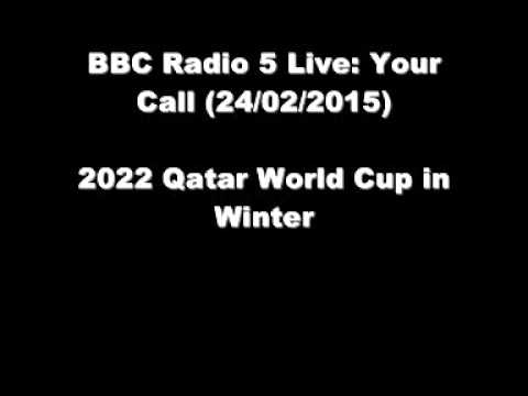 2022 Qatar World Cup - Decision to Stage it in Winter (Your Call)