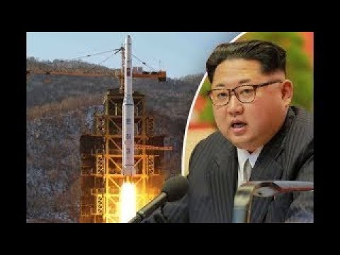North Korea FIRES missile as World War 3 tensions reach boiling point DAILY NEWS