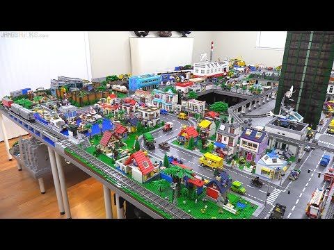 LEGO City Update! Release season winding down