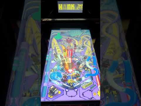 Arcade1up Pinball Xmen Gameplay from Kevin F