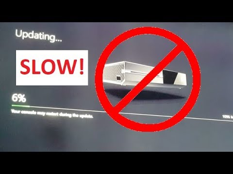How to Increase Download Speed XBOX One Updates Internet (Slow Downloading X-Box Online XB1 S X Fix)