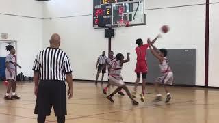 Team L.A.B. vs Team Thrill -Marvin Guthrie Coach Dayal