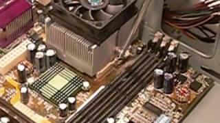 removing cpu heatsink
