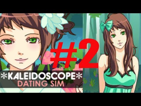 Kaleidoscope: Dating Sim W/Commentary - Episode 2