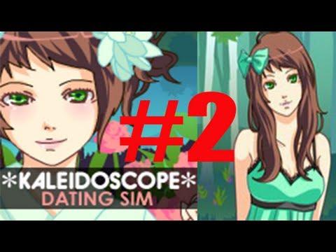 kaleidoscope dating simulation walkthrough