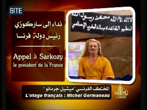 Qaeda releases image of Frenchman 'captured in Niger'