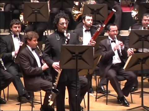 Concerto for Bass Clarinet-Kess Vlak