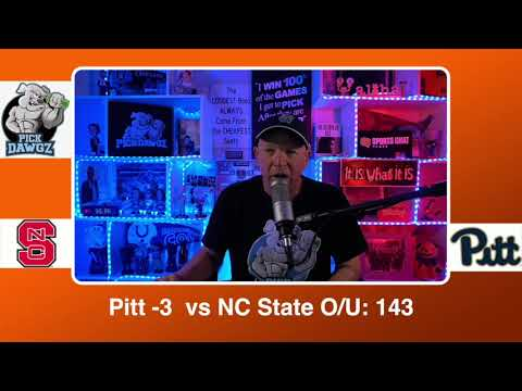 Pittsburgh vs NC State 2/17/21 Free College Basketball Pick and Prediction CBB Betting Tips