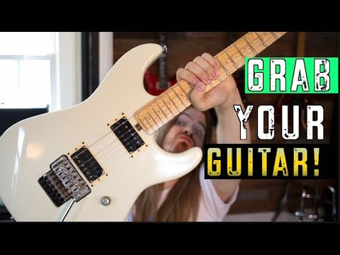 10 Riffs That'll Make You Grab Your Guitar! ( You Picked Them!)