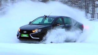 Lada Vesta: без ABS эффективнее?