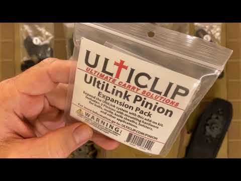 UltiLink Pinion Expansion Pack - Overview