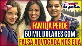 🔴[AO VIVO] Familía diz PERDER 60 mil dólares com falsa advogada em Orlando, EUA! ✔