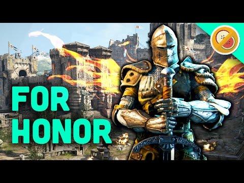 THE WARDEN TILT! - For Honor Gameplay