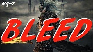 Dark Souls 3 - Super BLEED Build VS. All Bosses - SOLO, NO DAMAGE [NG+7]