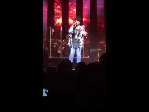 Jill Scott performing Can't Wait at NJPAC July 15, 2015
