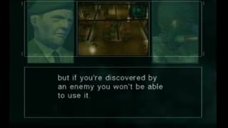 Metal Gear Solid 2: Sons of Liberty - Plant Chapter Cutscenes 1 - User video