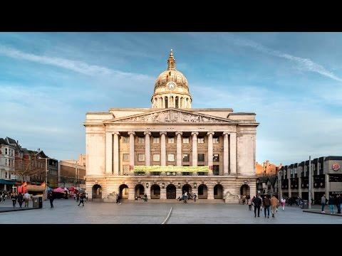 University of Nottingham guide   Pocket University Guides