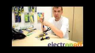 Краткий обзор паяльников серии ZD-200 C от Интернет-магазине Electronoff