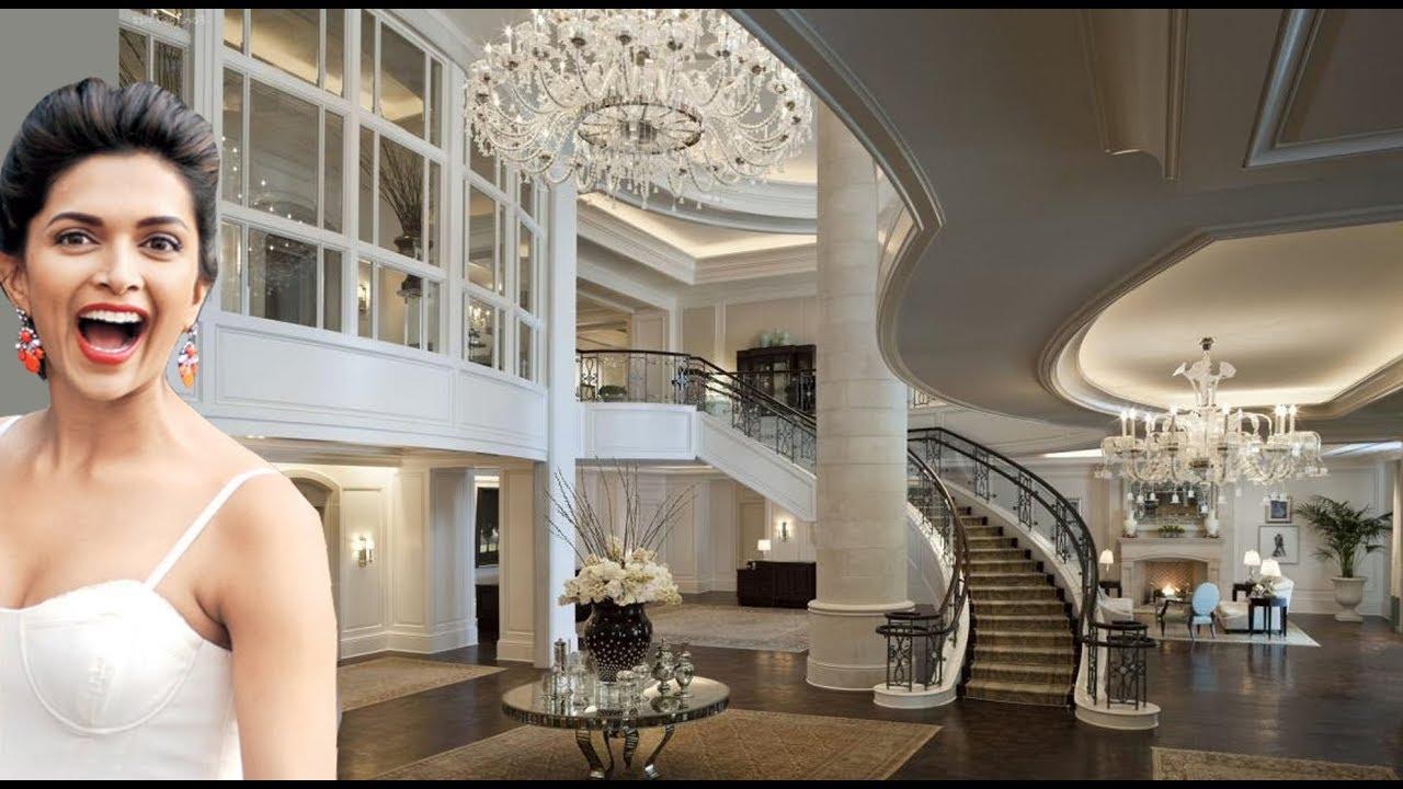 Deepika Padukone New 26 Crore Luxury House Inside - YouTube