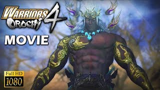 WARRIORS OROCHI 4 All Cutscenes (Game Movie) 1080p HD [JP] 『無双OROCHI3』